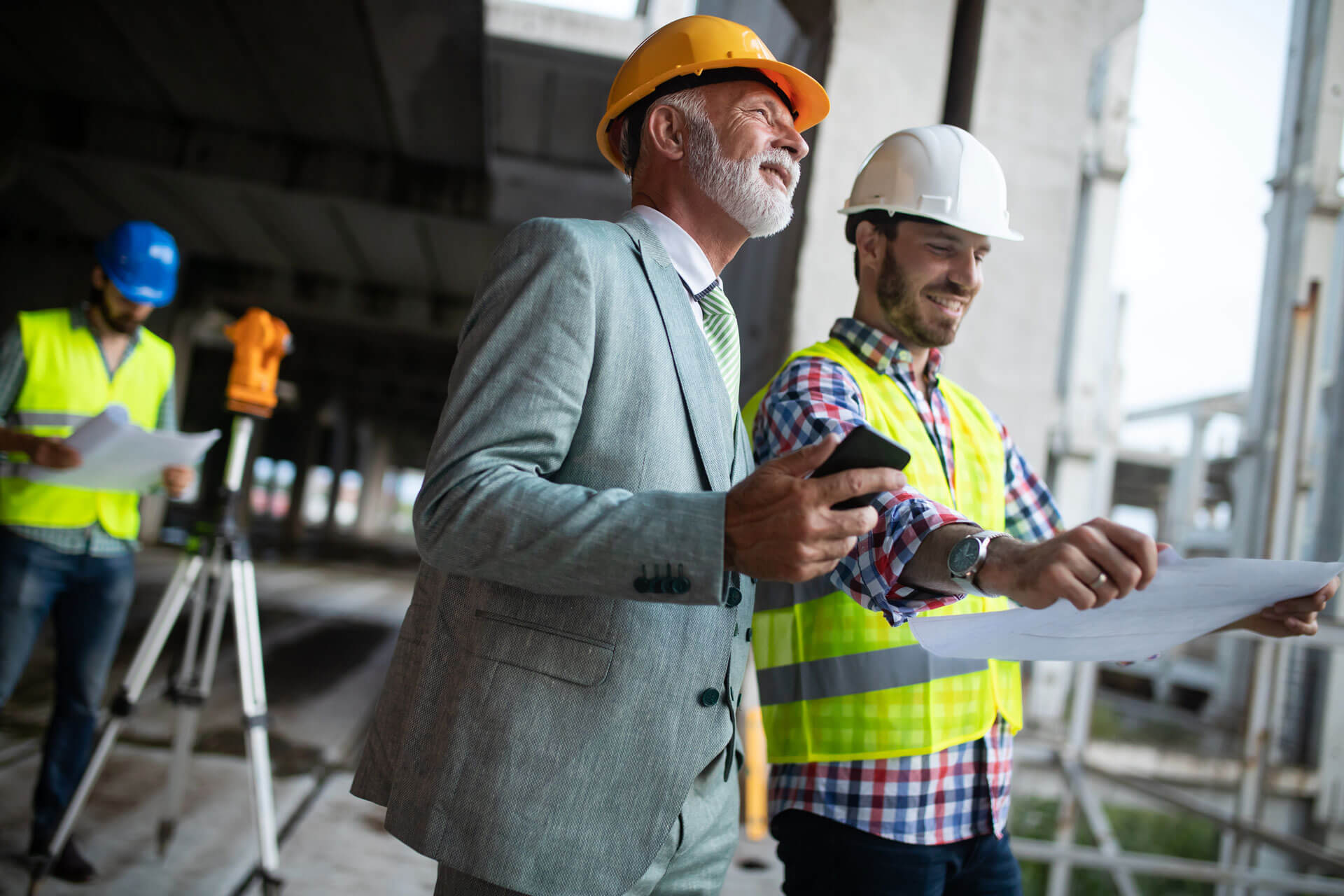 Six Rules of Modern Construction Management